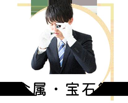 貴金属・宝石鑑別
